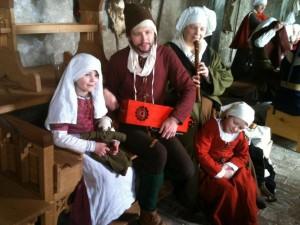 Musizierende Familie Meersburg
