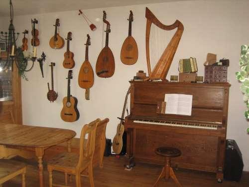 instrumente_saiten